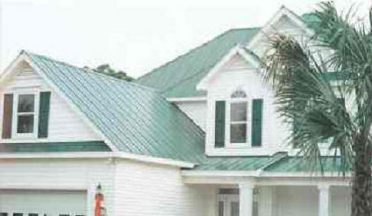 5V Crimp Metal Roofing